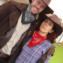 Cowboy & Cowgirl de l'AAPEEM