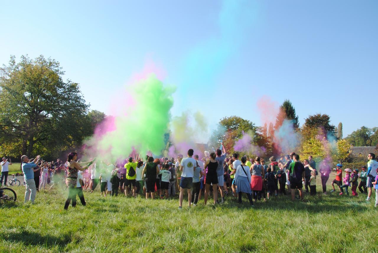 Lancer de couleurs !!!