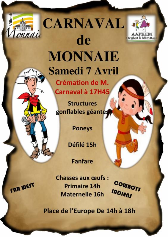 Affiche carnaval 2018 3 1